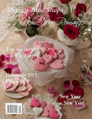 Shabby Lane Shops New Year Romance 2011